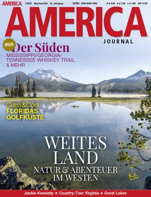 America Journal 1/2021